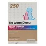 No worm diacur (250 MG 10 TBL)