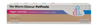 No worm diacur petpaste 4,8 gr