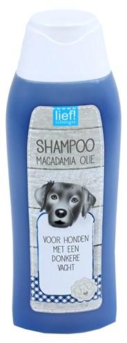Lief! shampoo donkere vacht (300 ML)