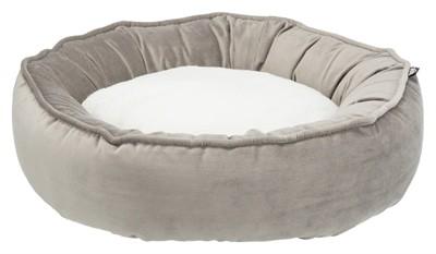 Trixie hondenmand livia grijs / creme (50X50 CM)