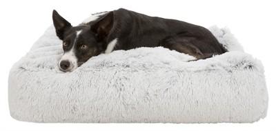 Trixie hondenkussen harvey wit / zwart