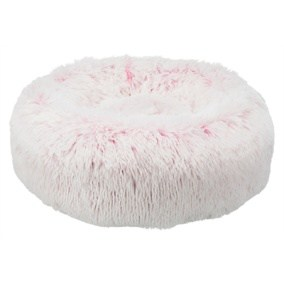 Trixie hondenmand harvey wit / roze