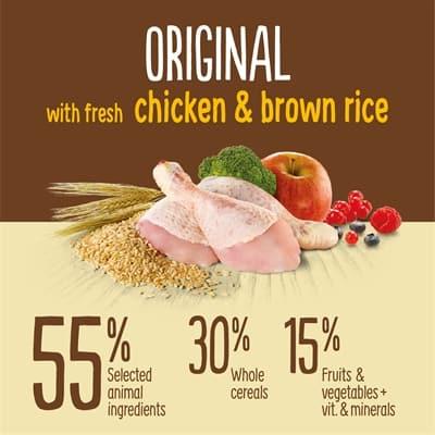 True instinct original medium adult chicken (2 KG)