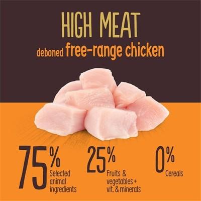 True instinct high meat medium adult chicken (12 KG)
