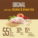 True instinct original chicken (7 KG)