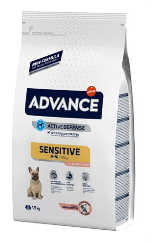 Advance mini sensitive