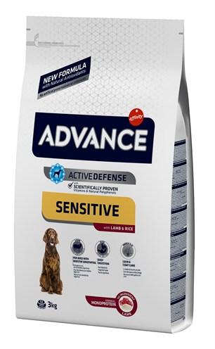 Advance sensitive lamb / rice
