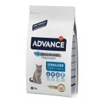 Advance cat sterilized turkey (3 KG)