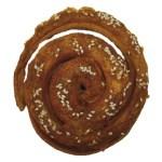 Croci bakery kaneelbroodje kip (11,5 CM)