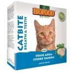 Biofood catbite kattensnoepje (tandverzorging) (100 ST)