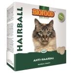 Biofood kattensnoepje hairball anti-haarbal (100 ST)