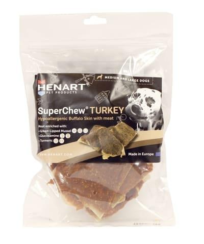 Henart superchew turkey (SMALL 250 GR)