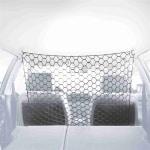 Trixie net voor auto zwart (120X100 CM)