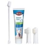 Trixie gebitsverzorgingsset hond