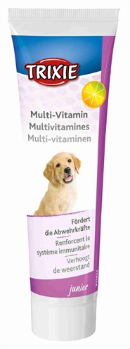 Trixie multi-vitamine pasta puppy
