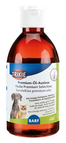 Trixie premium olie hond / kat