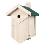 Trixie nestkast voor holenbroeders (Ø 3,4 CM 25X22X40 CM)