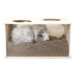 Trixie graafbak voor konijnen (58X38X30 CM)
