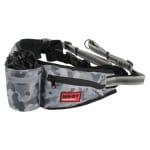 Zolux moov heuptas met jogginglijn camouflage grijs (60X18X10 CM)
