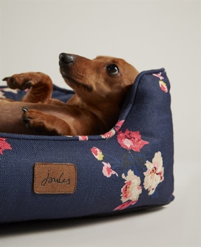 Joules hondenmand floral (80X62X27 CM)