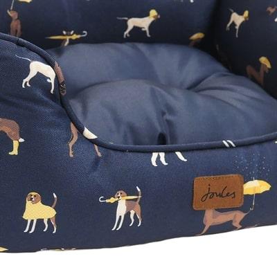 Joules hondenmand dog print (69X52X25 CM)