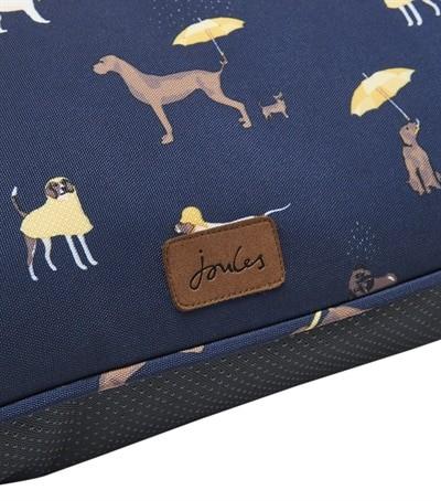 Joules hondenmand matras dog print (100X80 CM)