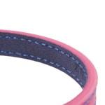 Joules halsband hond leer roze (25,5-35,5X1,5 CM)