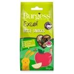Burgess excel snacks appel (80 GR)