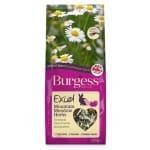 Burgess excel snacks bergweide kruiden (120 GR)