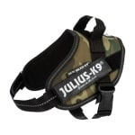Julius k9 idc harnas / tuig camouflage (MINIMINI/40-53CM)