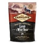 Carnilove lamb / wild boar adult (1,5 KG)