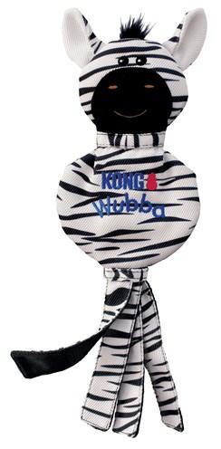 Kong wubba no stuff zebra (40X15,5X2 CM)