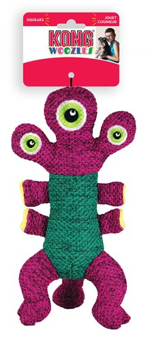 Kong woozles alien roze (28X13,5X11 CM)