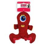 Kong woozles alien rood (22,5X20,5X16 CM)