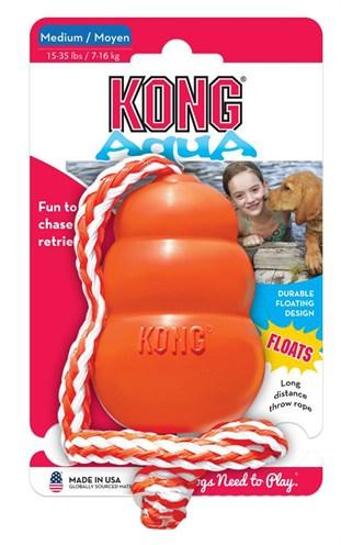 Kong aqua oranje