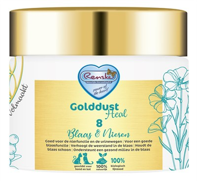 Renske golddust heal 8 blaas en nieren