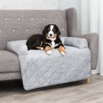 Trixie sofa mand nero meubelbeschermer grijs (70X90 CM)