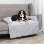 Trixie sofa bed nero meubelbeschermer grijs (90X90 CM)