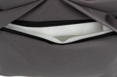 Trixie hondenkussen vital outbag grijs (90X60 CM)