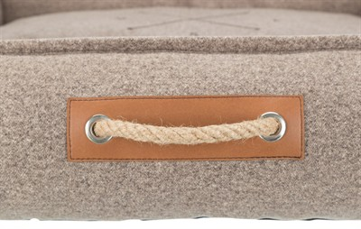 Trixie be nordic hondenmand fohr soft zand (60X50 CM)