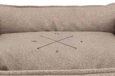 Trixie be nordic hondenmand fohr soft zand (80X60 CM)