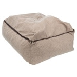 Trixie be nordic hondenmand fohr soft zand bruin (120X95 CM)