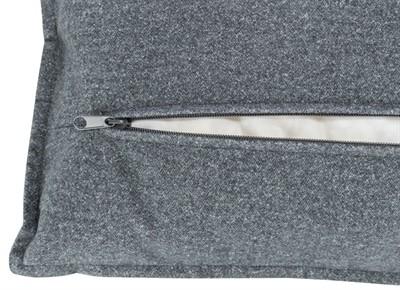 Trixie be nordic hondenkussen fohr soft grijs (90X65 CM)