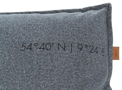 Trixie be nordic hondenkussen fohr soft grijs (130X95 CM)