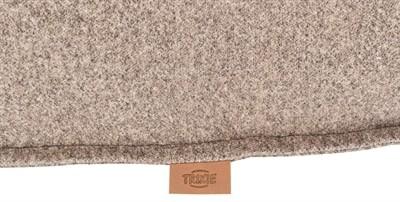Trixie be nordic hondenkussen fohr soft zand