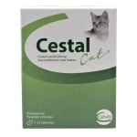 Ceva cestal cat 80/20 mg kauwtabletten (2 TBL)