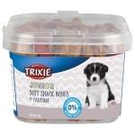 Trixie junior soft snack bones met calcium (140 GR)