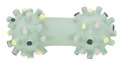 Trixie junior mini halter latex zonder geluid mintgroen