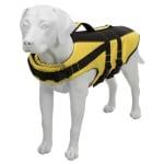 Trixie zwemvest geel / zwart