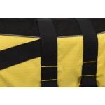 Trixie zwemvest geel / zwart (60-96X65 CM)